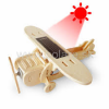 Drevená stavebnica - Solárne lietadlo jadnopošník P210