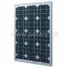 Fotovoltický solární panel RS-M 12V/50W