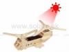 Drevená stavebnica - Vojenský solárny vrtulník