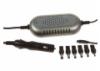 Napájací adaptér do auta s 12V na 15-16-18-19-20-22-24Vdc/120W/max. 6A
