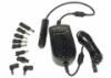 Napájací adaptér do auta s 11-16V na 15-16-18-19-20-22-24Vdc /150W/max. 8,5A
