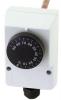 TS9510.02 prevádzkový termostat na jímku 0-90°C, snímač 6,5x100mm